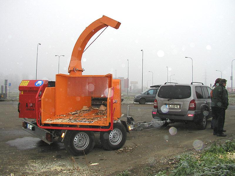 Jensen A 141 XL flishuggere | www.3rod.dk
