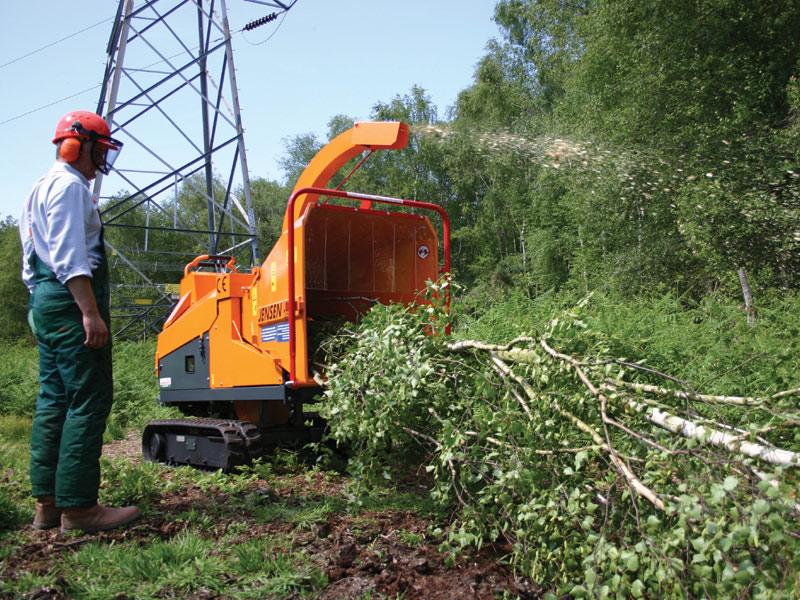 Jensen A 231 flishuggere | www.3rod.dk