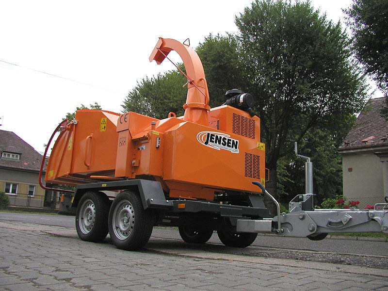 Jensen A 328 flishuggere | www.3rod.dk