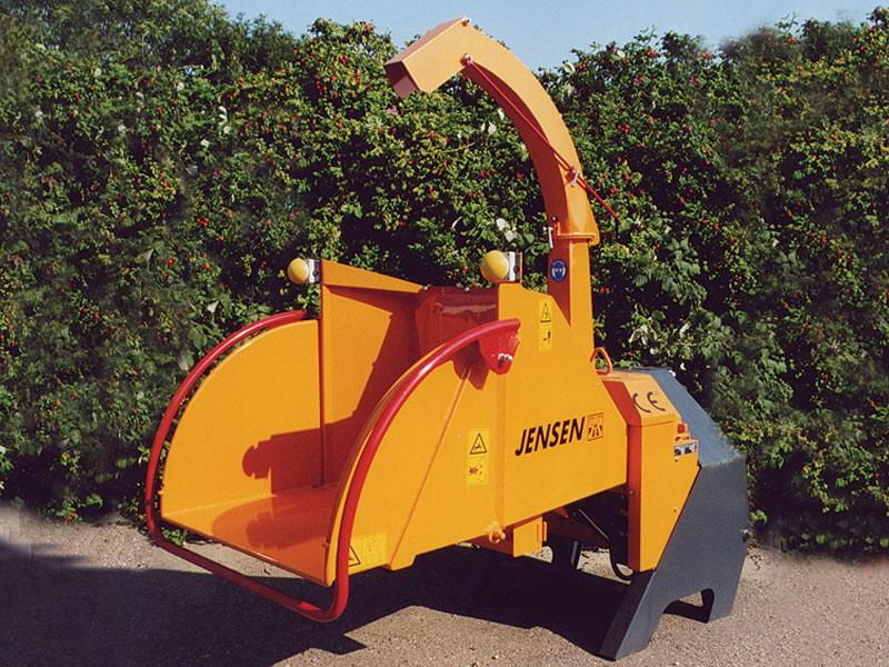 Jensen A 425 flishuggere | www.3rod.dk