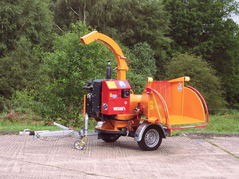 Jensen A 530 flishuggere | www.3rod.dk