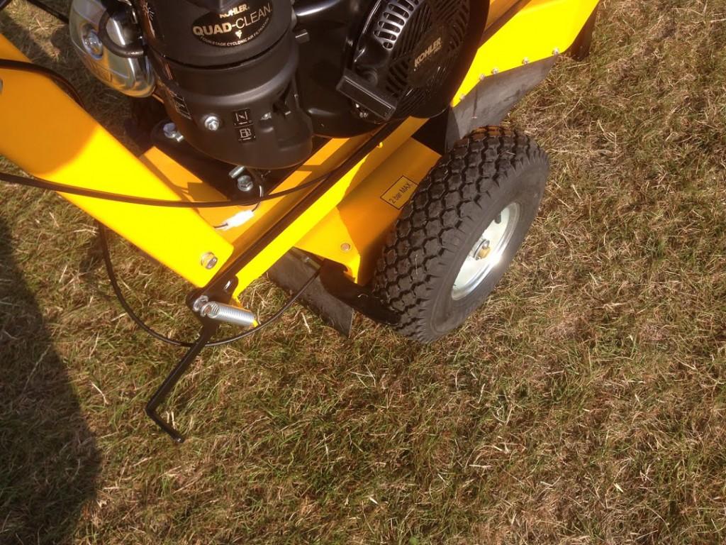 Predator 360 rodfræser på hjul | www.3rod.dk