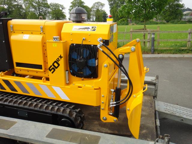 Predator 5078 rodfræser | www.3rod.dk