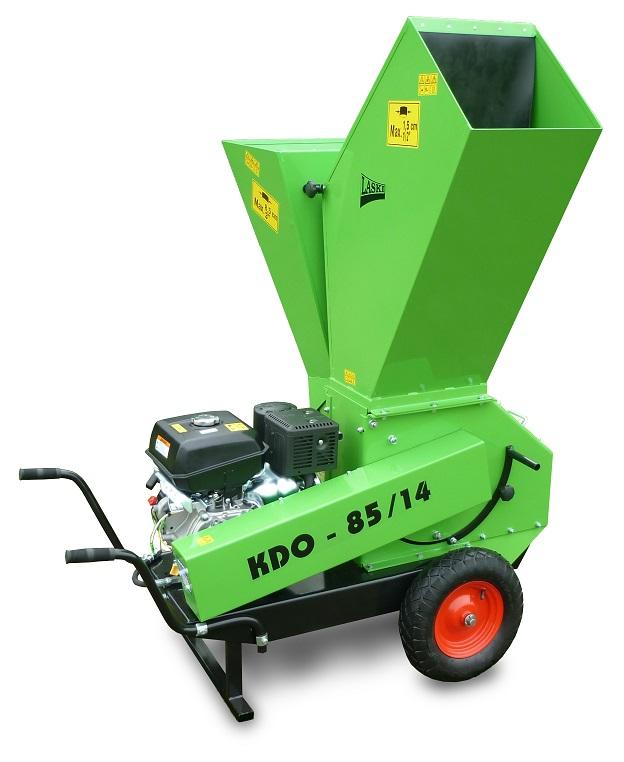 Kompostmaskine KDO-85/14 | www.3rod.dk