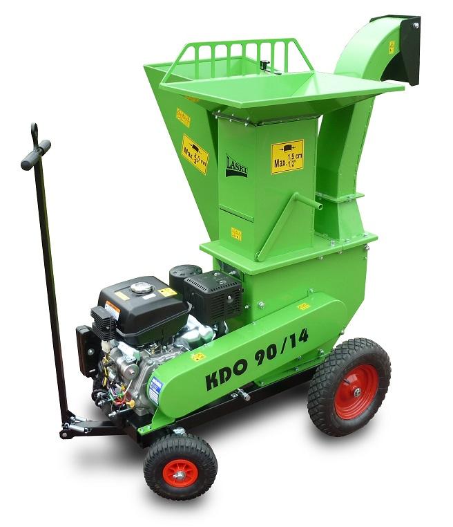 Kompostmaskine KDO-90/14 | www.3rod.dk